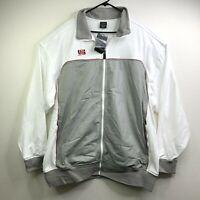 Nike Jacket Men's 2XL LeBron James Collaboration Full Zip Long Sleeve 2005 New