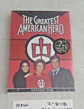The Greatest American Hero / Season One / DVD / NEW Condition