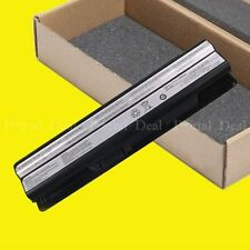 NEW 6 Cell Battery for MSI GE620 GE620DX CX650 CR650 40029150 40029231 40029683