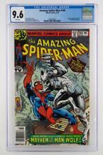 Amazing Spider-Man #190 -Near Mint- Cgc 9.6 Nm+ Marvel 1979 - Man-Wolf App!
