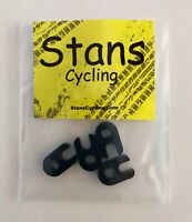 4 Stans Cycling...Presta Valve Core Removers...Black...Bicycle... MTB...