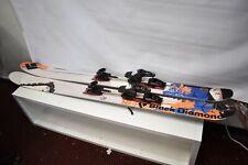 Black Diamond Megawatt Skis 178 w/ Fritschi Freeride Series Bindings