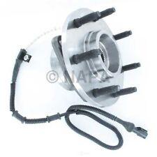 Wheel Bearing and Hub Assembly-4WD, 4-Wheel ABS Front NAPA/BEARINGS-BRG BR930419