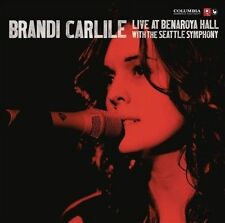 Live at Benaroya Hall with the Seattle Symphony by Brandi Carlile (CD, May-2011…