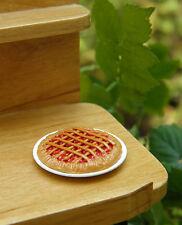 Miniature Dollhouse FAIRY GARDEN Accessories ~ Cherry Pie ~ NEW