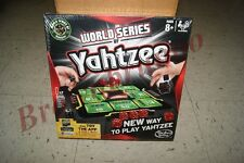 World Series of Yahtzee Dice Board Games Hasbro Gaming New
