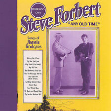 STEVE FORBERT - Any Old Time (CD, 2002, Koch (USA)) EXCELLENT, MINT CONDITION