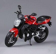 Free Shipping Maisto 1:12 Mv Agusta Brutale 1090R Motorcycle Bike Model Red New
