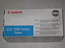 Genuine Canon ClC 1100-1180 series Cyan Toner 1429A033A[AA]. Free shipping!!