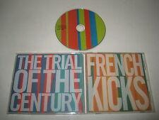 FRENCH KICKS/THE TRIAL OF THE CENTURY(EAT SLEEP/EAT016CD)CD ALBUM