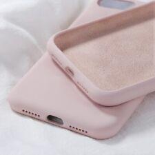 Liquid Silicone Phone Case for iPhone 11 Pro Max X XS MAX XR 7 8 6 6S Plus