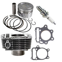 Cylinder Piston Gasket Top End Kit for Yamaha Raptor 350 2004-2011