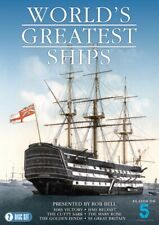 Worlds Greatest Ships The Complete Channel 5 Series DVD