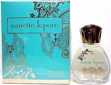 NANETTE LEPORE Eau De Parfum Spray FOR WOMEN 3.4 Oz / 100 ml NEW IN BOX!!!