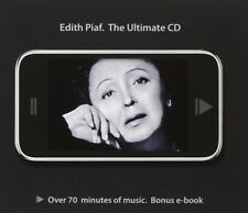 EDITH PIAF - ULTIMATE CD  CD NEW+