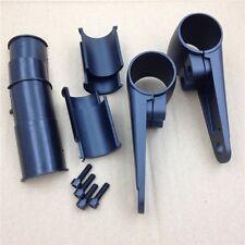 Black billet Aluminum Headlight Fork Mounting Brackets For 35mm 39mm 41mm Forks