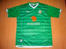 * IRELAND 2003 2004 FOOTBALL SHIRT JERSEY HOME EIRCOM L soccer camisa 03 04 fai