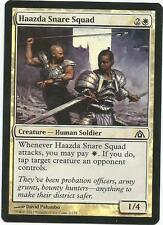 1x Foil - Haazda Snare Squad - Magic the Gathering MTG Dragon's Maze