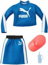 Barbie PUMA GHX80 - Rock Shirt Cap Flasche  Neu und OIVP