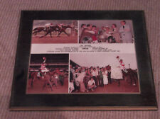 VINTAGE RARE HORSE RACING BELMONT STAKES ONWERS WINNING PHOTOGRAPH PICTURE