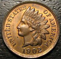 1902 Indian Head Cent  --  MAKE US AN OFFER!  #R4867
