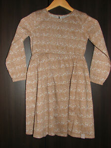Creamie Kleid in carry senf Gr. 122 cm NEU