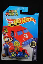 2016 Hotwheels - Cool One Super Mario