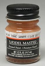 Testors Model Master Warm Skin Tone 1/2 oz Enamel Paint 2003 TES2003