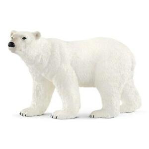 Schleich 14800 Polar Bear - Wild Life figure from Schleich