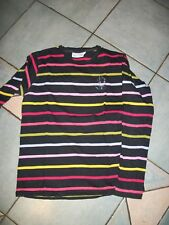 tee shirt rayé mickey femme disneyland paris taille XL, 42