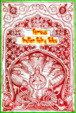 Famous  Indian Fairy Tales (Audio Book on CD Format: mp3) (Rare From India)
