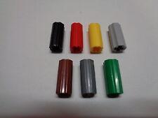 LEGO Technic Connecteurs Vague Axe Axle Connector (59443 6538c) choose color
