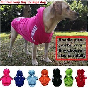 Dog Hoodie dog Jumper dog Winter warn Clothes dog Cat cloth for big or tiny dog