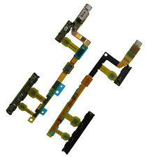 New Power Volume Vibrator Flex Cable for Sony Xperia Z3 Mini Compact D5803 D5833