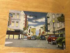 "*Postcard-""Third Street,Baton Rouge, LA"