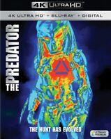 Fox Home Entertainment The Predator (2018) (4K Ultra HD+Blu-ray+Digital Copy)