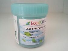 Tin Solder Paste Lead Free Sn/Ag3.0/Cu0.5 Soldering RoHS 500g KOKI Flux11.5% 1LB
