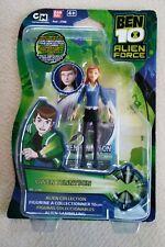 Rare Sealed Ben 10 Series 3 Action figure Gwen Tennyson Alien Force Collection