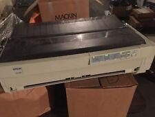 Epson FX-2180 Dot Matrix Wide Format Printer