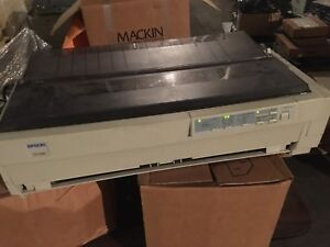 Epson FX-2180 Dot Matrix Wide Format Printer