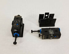 (Lot of 2) FESTO SDE5-V1-FP-Q6-P-M8 Pressure Sensor with Indicators (542887)