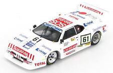 BMW M1 #61 Le Mans 1982 1:43 - S1585