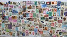 300 Different Belgium Stamp Collection