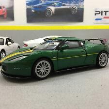 Lotus Evora GT4 Racing Green 1:24 Scale Die-Cast Model Car