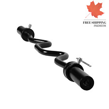 Cap Barbell Olympic Super Curl Bar 🇨🇦 FAST & FREE