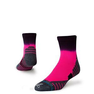 Stance x Bubba Watson Golf Socks 'Bubba Long' | M | Quarter Height | NWT