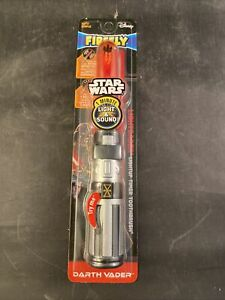Firefly Star Wars Darth Vader LightSaber Lights, Sounds, Timer Toothbrush