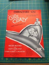 Embraceable You From Girl Crazy