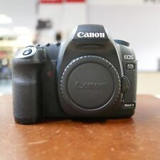 Used Canon EOS 5D MKII DSLR body (52,808 actuations) - 1 YEAR GTEE