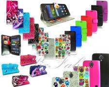 Custodie portafogli Per Huawei Y635 in pelle per cellulari e palmari